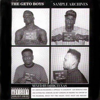 Geto Boys - Geto Boys (1990)